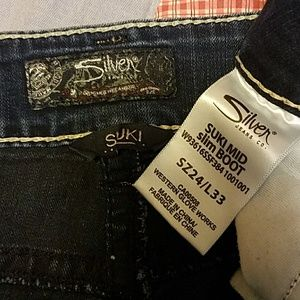 Silver Jeans. Super soft. Super stretch.